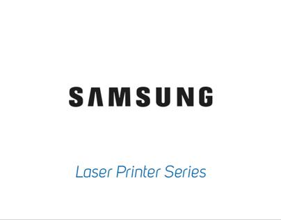 Samsung Printer Promotion Film