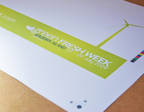 Magazine for Green Fresh Week