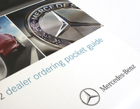 Mercedes-Benz Dealer Ordering Pocket Guide 2012
