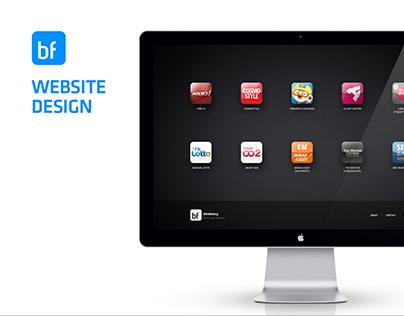 Blinkfactory Website