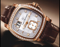 Carl-F-Bucherer Fan Page
