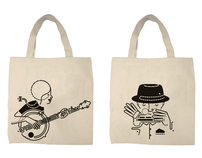 The Guardian - Festival tote bag design pitch