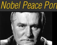 Nobel Peace Portraits