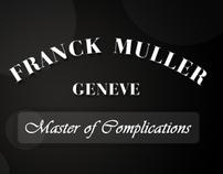 Franck Muller, 2011