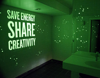 Save energy share creativity - Ogilvy & Mathers creati