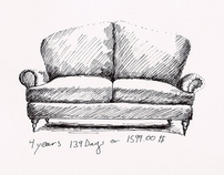 Sofa process Project