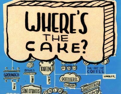 WHERES THE CAKE?