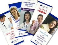 UMass Memorial Suite of Brochures