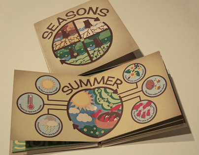 Seasons Book