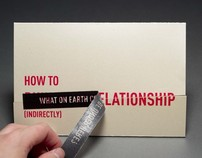 How To Ruin Your Relationship (Indirectly)