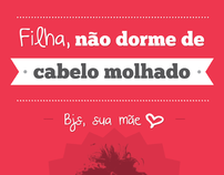 Mother's Day Social Media Campaign - ParPerfeito