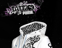 PUMA LATAM / TATTOO200 -  Rapport (collaboration)