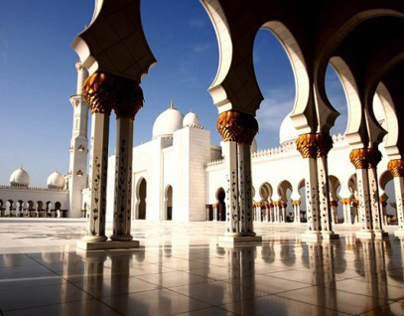 Sheikh Zayed Mosque 2010