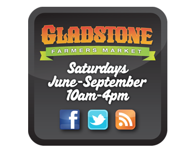 Promotional Materials for Gladstone Farmers Market