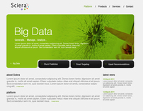 Sciera Corporate Website