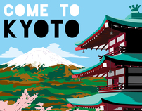 Come to Kyoto