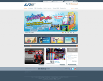 Unis Games website