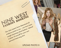 Nine West - Fashion Mugshot