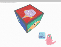 Experimentation with CSS3 & HTML5