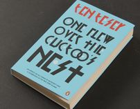 One Flew Over The Cuckoos Nest Book Cover