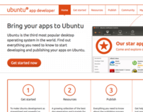 Ubuntu App Developer website