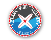 Nosara Surf Brand ID