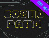 Cosmo Path Type - Free Font