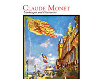Claude Monet Brochure