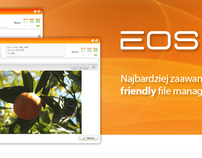 EOS File Manager