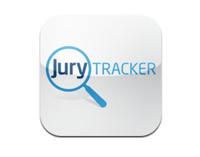 JuryTracker - iPad Application