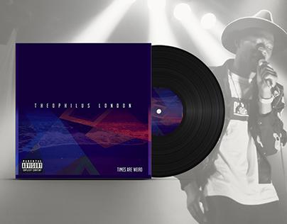 Theophilus London | album design