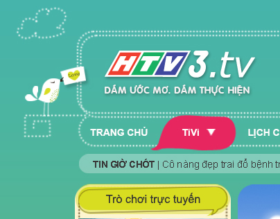 HTV3.tv Website