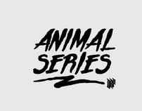 animal series illustrations