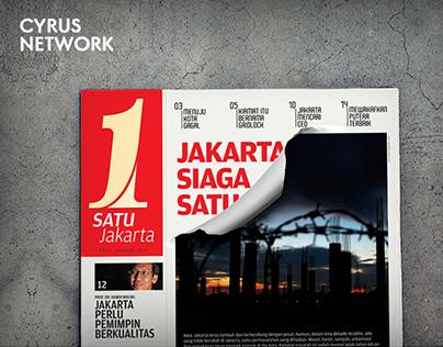 Satu Jakarta Newspaper