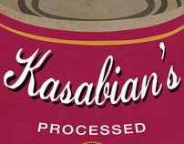Kasabian's Processed Beats