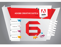 Adobe CS6 Redesign