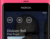 Windows Phone - Audio Player
