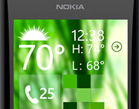 Natural theme for Windows Phone