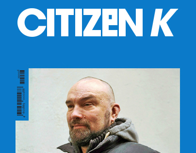 Citizen K Russia Magazine