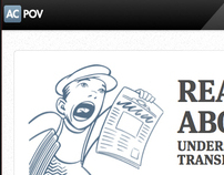 Access POV Website