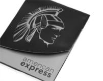 american express - SERVICE BRANDING