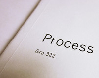 Process Book Design