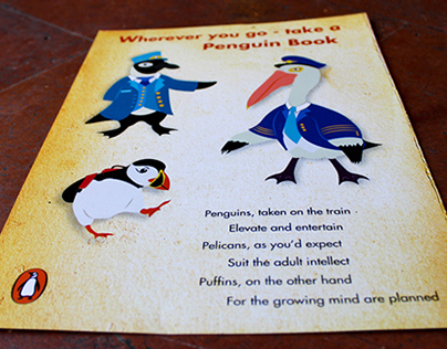 Penguin Books Ad