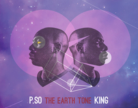 P.SO the Earthtone King Branding and CD Packaging