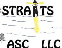 Brand Identity for Straits ASC LLC