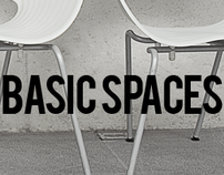BASIC SPACES