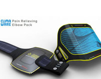 Pain Relieving System : Clima Ware elbow pack