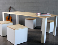 Design table Im woodworker
