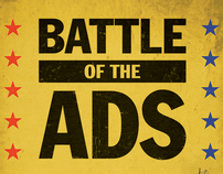 Battle of the Ads Poster
