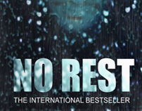 No Rest {Book Cover}